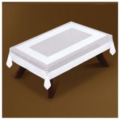 Скатерть, белый 207550/130