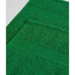 Полотенце махровое Ярко-зеленое ITUMA