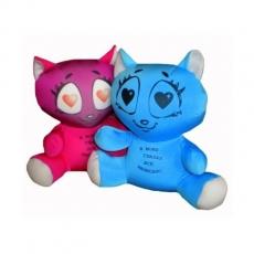 Игрушка антистресс Влюблённая кошка