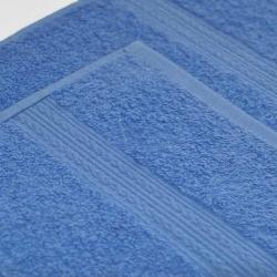 Полотенце махровое Голубое ITUMA