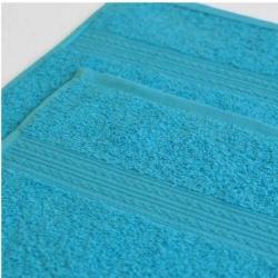 Полотенце махровое Бирюзовое ITUMA