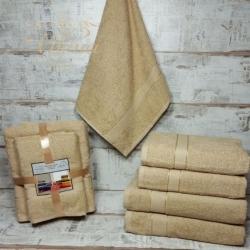 Ментол Волна комплект полотенец AISHA