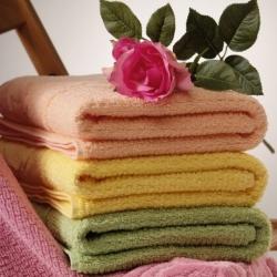 Полотенце Розы ванильный